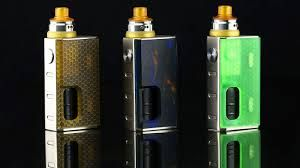 Wismec Luxotic BF Box Mod Kit